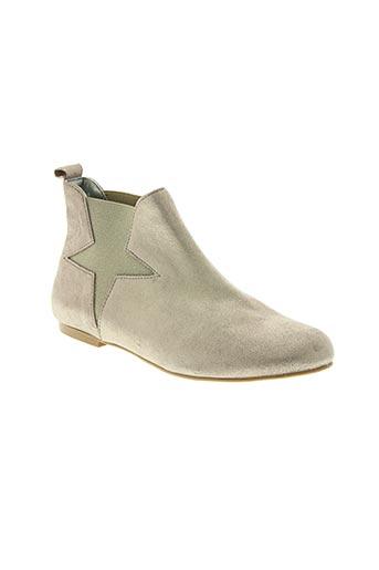 ippon vintage chaussures femme de couleur beige