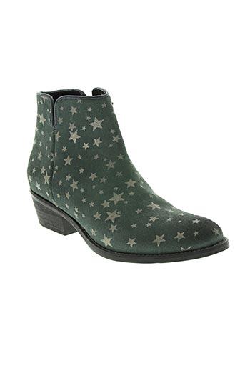 meline chaussures femme de couleur gris