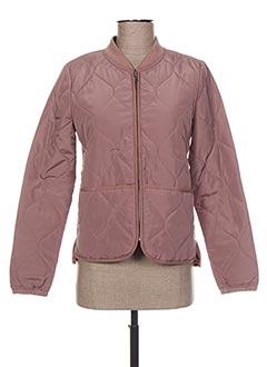 Veste casual rose ICHI pour femme