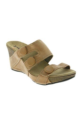 romika chaussures femme de couleur marron