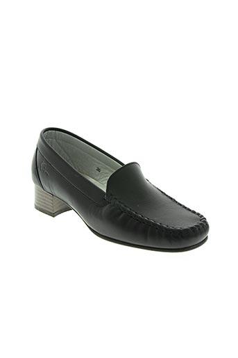 kim chaussures femme de couleur bleu