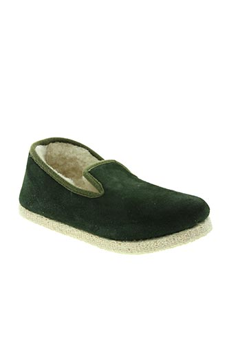 rondinaud chaussures femme de couleur vert