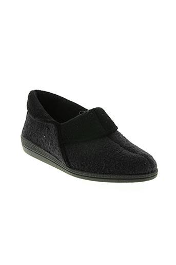 Chaussons/Pantoufles noir ROHDE pour femme