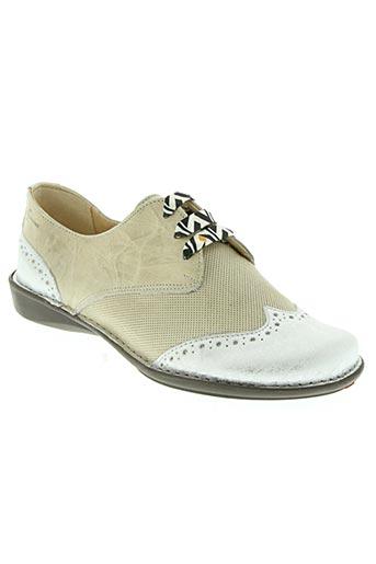 dorking chaussures femme de couleur beige