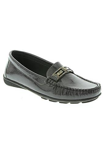 venati chaussures femme de couleur gris