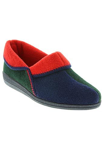 rohde chaussures femme de couleur bleu