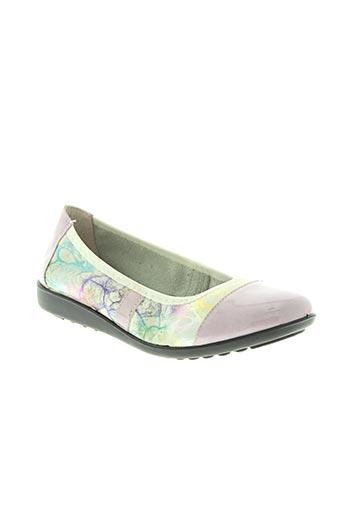 inea chaussures femme de couleur violet