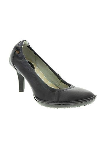 buggy chaussures femme de couleur bleu
