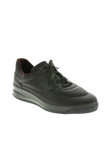 easy walk78 chaussures femme de couleur marron