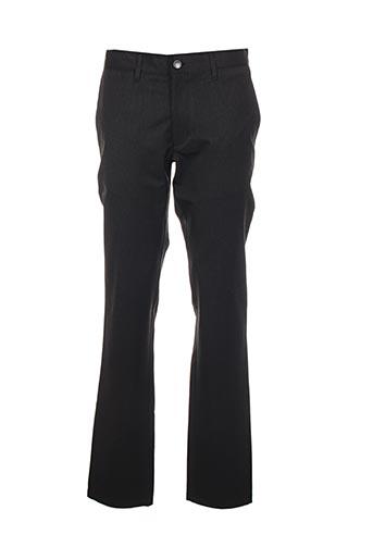 izac pantalons homme de couleur gris