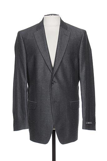 Veste chic / Blazer gris UGO FERRINI pour homme