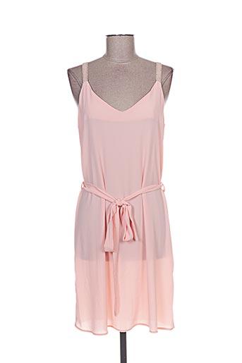 it hippie robes femme de couleur rose