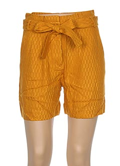 Produit-Shorts / Bermudas-Femme-INDI & COLD