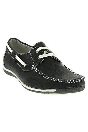 z&y chaussures homme de couleur noir