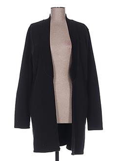 Veste casual noir PAKO LITTO pour femme
