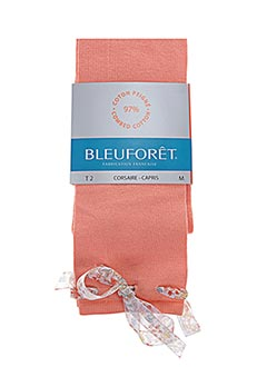 Produit-Shorts / Bermudas-Femme-BLEU FORET