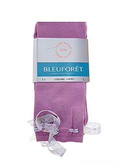 Corsaire violet BLEU FORET pour femme