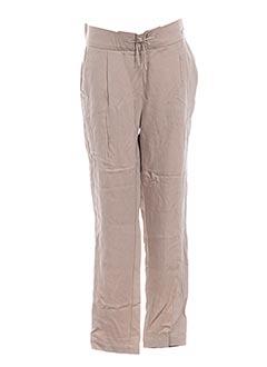 Pantalon casual beige CHLOE pour fille