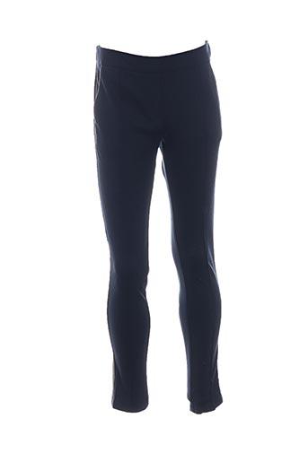 Pantalon casual bleu CHLOE pour fille