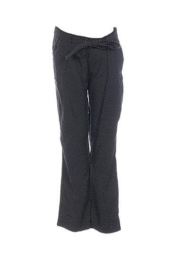 Pantalon casual noir CHLOE pour fille