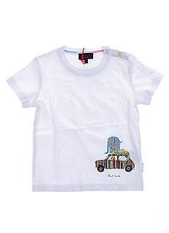 Produit-T-shirts-Garçon-PAUL SMITH