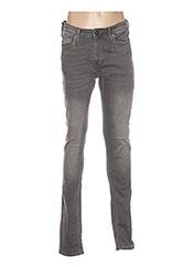 Jeans skinny gris JACK & JONES pour homme seconde vue