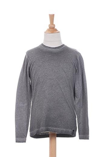 hero seven t-shirts fille de couleur gris