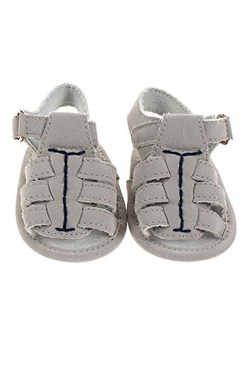 absorba chaussures garçon de couleur beige