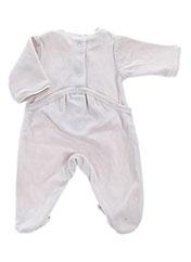 Pyjama gris ABSORBA pour garçon seconde vue
