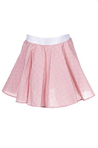 aphero jupes fille de couleur rose