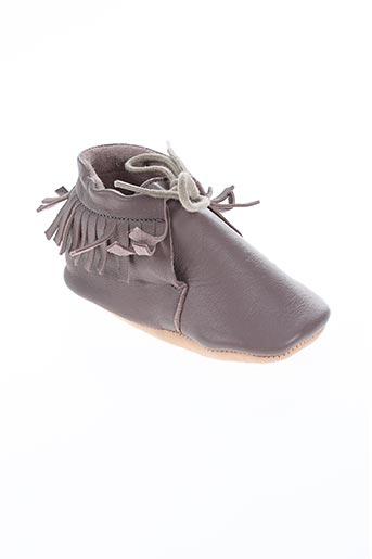 easy peasy chaussures enfant de couleur violet