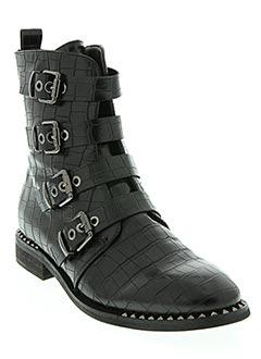 c3c8bdf5fef Bottines Et Boots Femme En Soldes Pas Cher - Modz