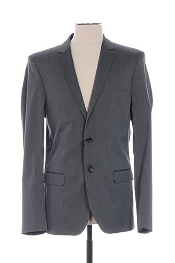 Veste chic / Blazer gris IKKS pour homme