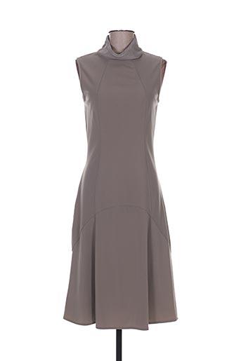 motys collection robes femme de couleur gris