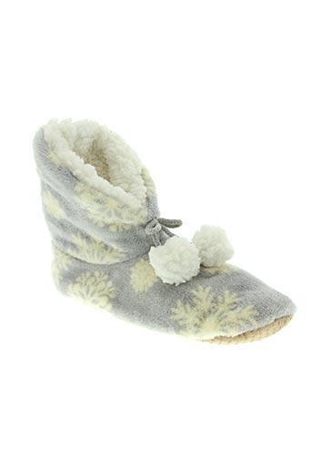taubert chaussures femme de couleur gris