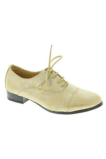 raxmax chaussures femme de couleur beige