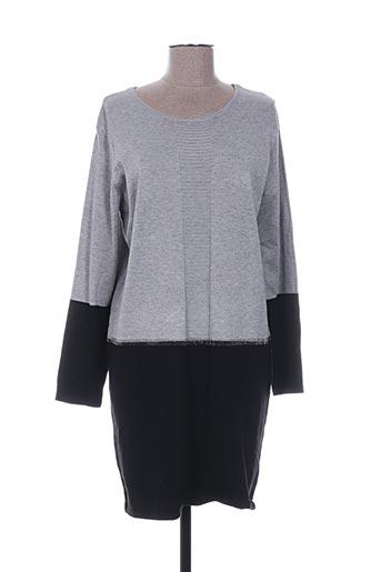 finery robes femme de couleur gris