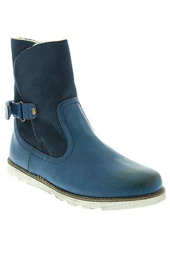 refresh chaussures homme de couleur bleu