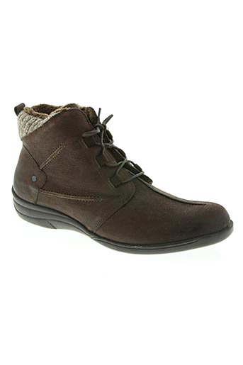 altex chaussures femme de couleur marron