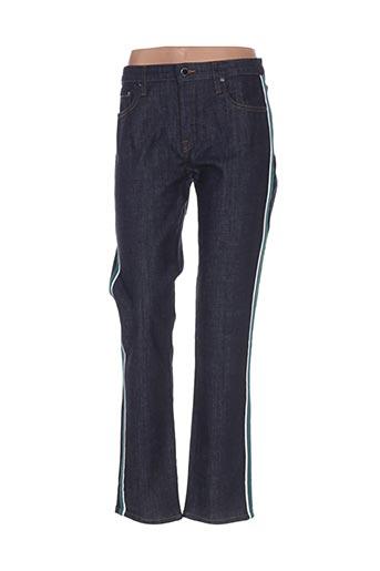 Jeans coupe slim bleu VICTORIA BECKHAM pour femme