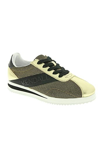 kendall + kylie chaussures femme de couleur noir