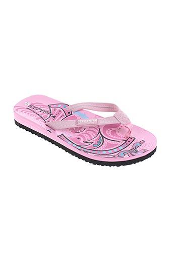 icepeak chaussures femme de couleur rose
