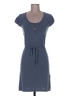 Robe pull bleu TEENFLO pour femme