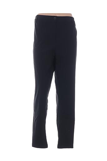 Pantalon casual noir CLIN D'OEIL pour femme