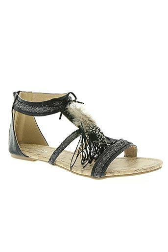 cocktail chaussures femme de couleur noir
