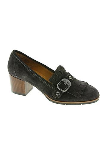 malu chaussures femme de couleur gris