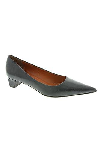elizabeth stuart chaussures femme de couleur bleu