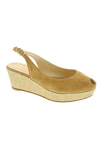 couleur pourpre chaussures femme de couleur beige