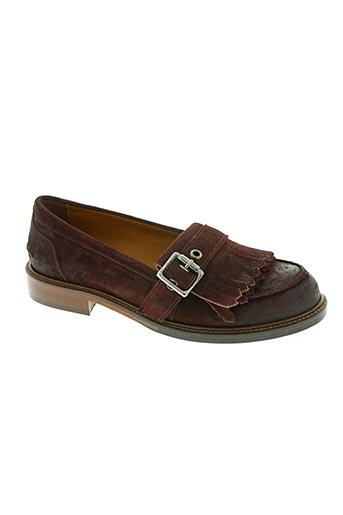 mat:20 chaussures femme de couleur rouge