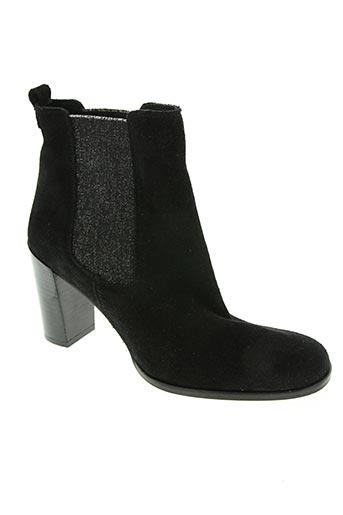walk and love chaussures femme de couleur noir